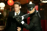 The Green Hornet 3D making