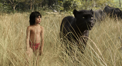 The Jungle Book (Das Dschungelbuch (3D)
